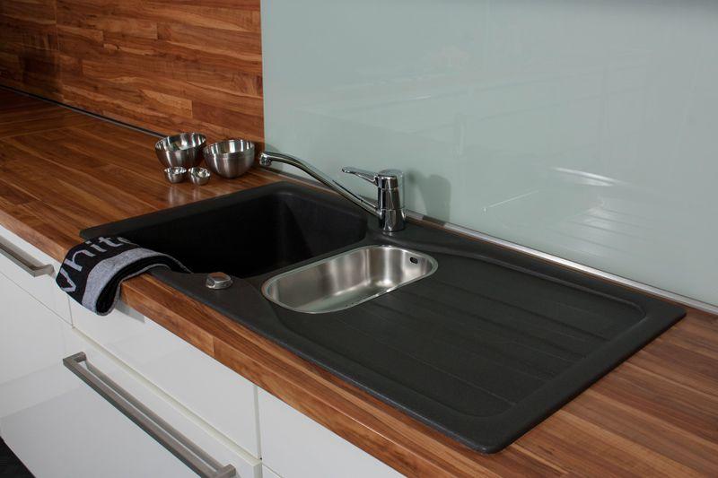 Küchenspüle - Türenprofis: Treppen, Türen, Fenster, Küchen vom ...