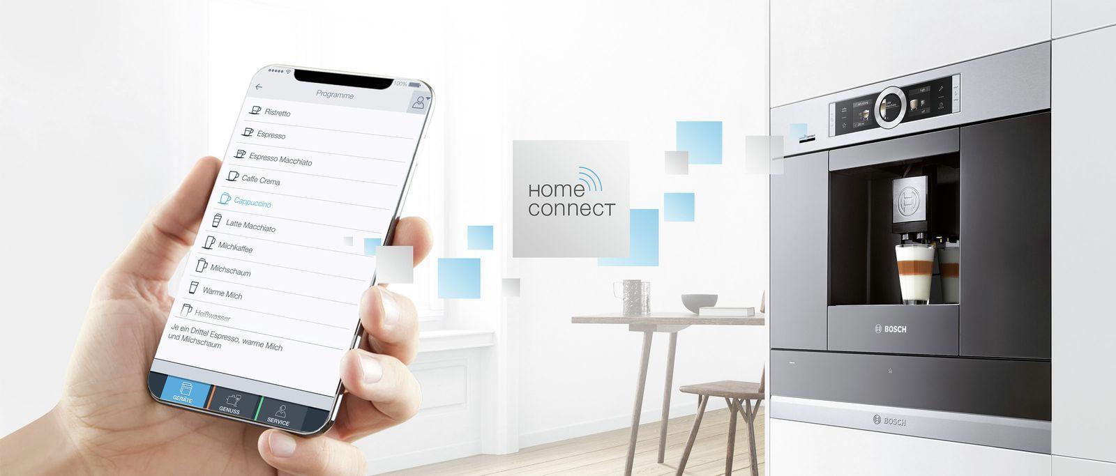 Bosch Home Connect Portfolio - Türen Leipzig Treppen Fenster Küchen ...